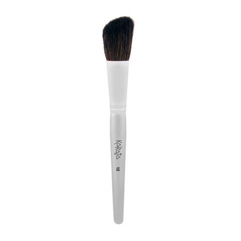 Karaja Soft Angular Brush, No. 12
