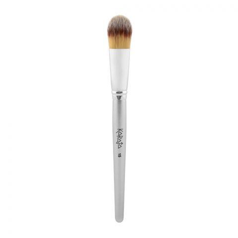 Karaja Foundation Brush, No. 15