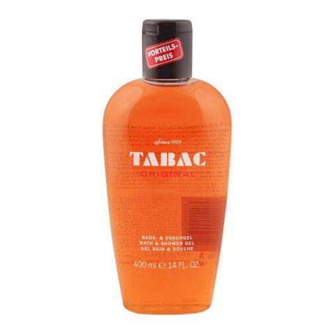 Tabac Original Bath & Shower Gel, 400ml