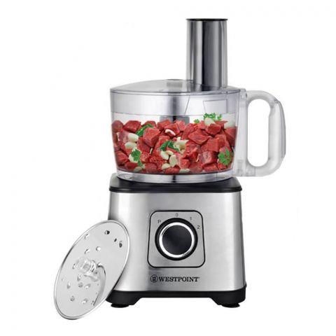 West Point Professional Kitchen Robot, Slice + Shred + Chop, 500W, WF-501