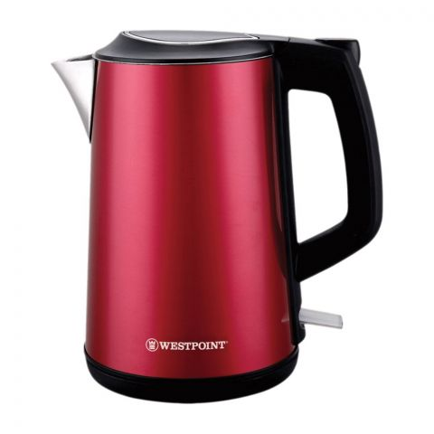 West Point Deluxe Cordless Kettle, 1.8L, 1850W, WF-6174