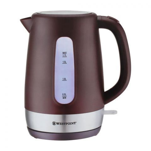 West Point Professional Cordless Kettle, 1.7L, 1850W, WF-8270