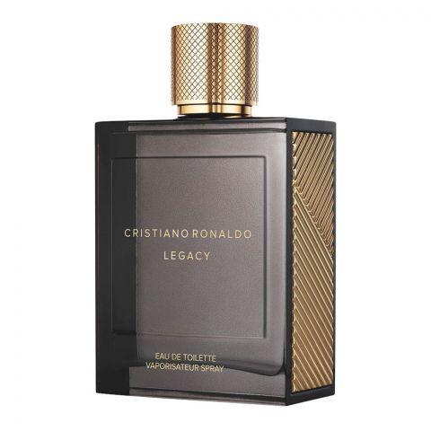 Cristiano Ronaldo Legacy Eau De Toilette, Fragrance For Men, 100ml