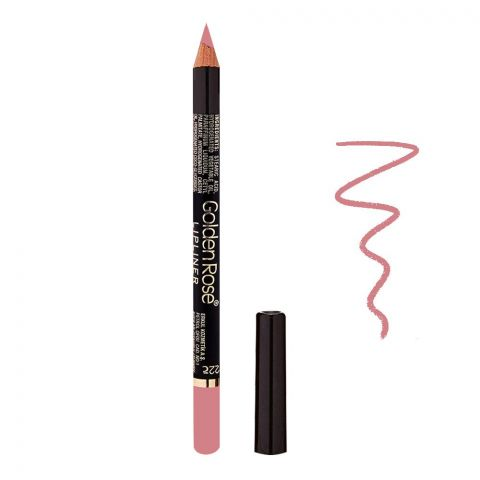 Golden Rose Lip Liner Pencil, 225