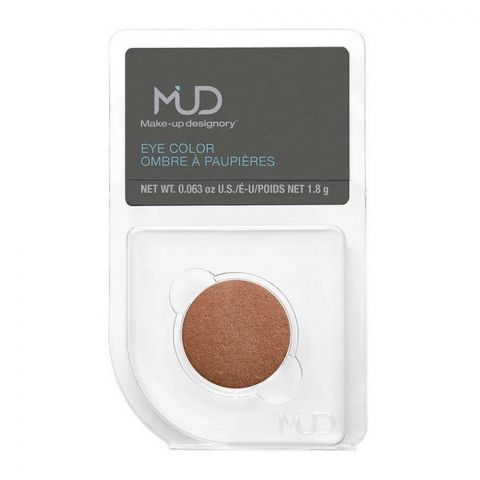 MUD Makeup Designory Eye Color Refill, Bronzed