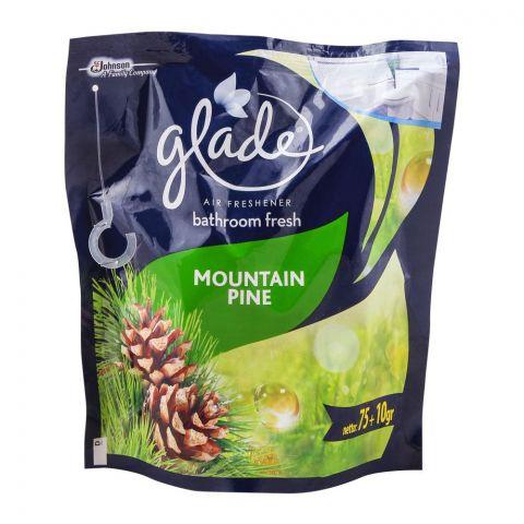 Glade Bathroom Air Freshener, Mountain Pine, 85g