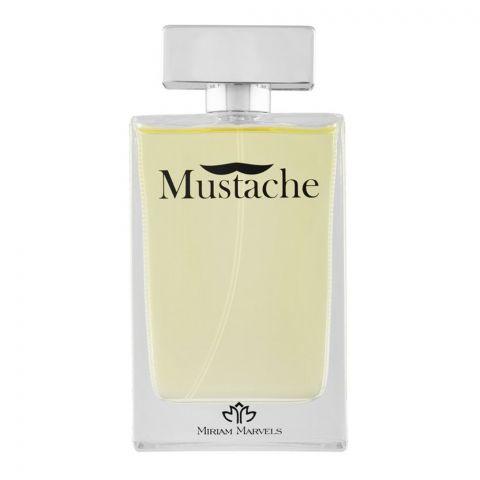Miriam Marvels Mustache Eau De Parfum, Fragrance For Men, 100ml