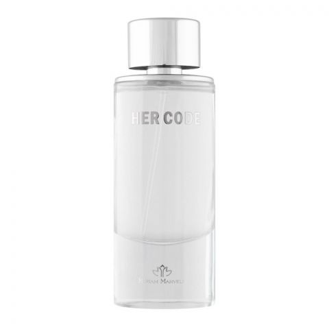 Miriam Marvels Her Code Eau De Parfum, Fragrance For Women, 100ml