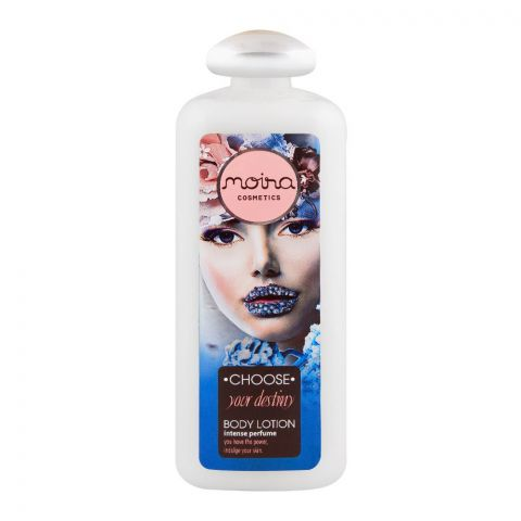 Moira Cosmetics Choose Your Destiny Perfume Body Lotion, 400ml
