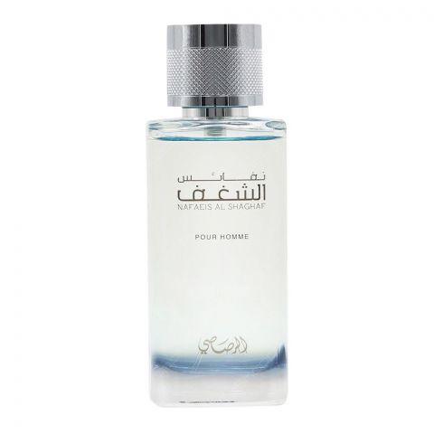 Rasasi Nafaeis Al Shaghaf Pour Homme Eau De Parfum, Fragrance For Men, 100ml