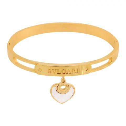 Bvlgari Girls Bracelet, Golden, NS-0176