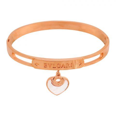 Bvlgari Girls Bracelet, Rose Gold, NS-0176