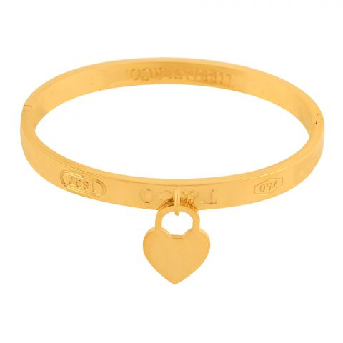 Tiffany Style Girls Bracelet, Golden, NS-0184
