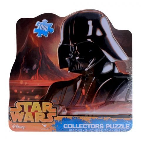 Live Long Star Wars Puzzle Tin Box, 1114-D