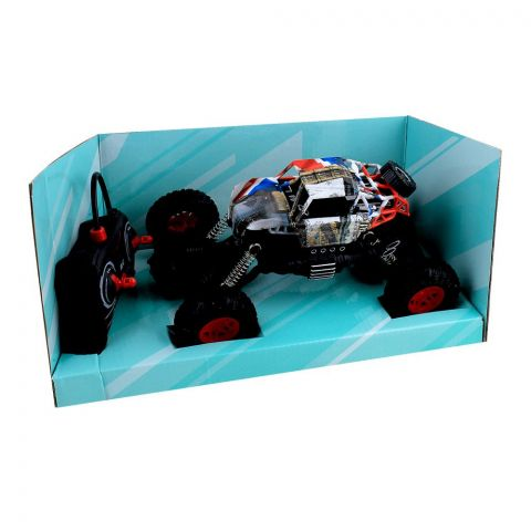 Live Long Rock RC Car 1:18 Scale, 2166-6-D
