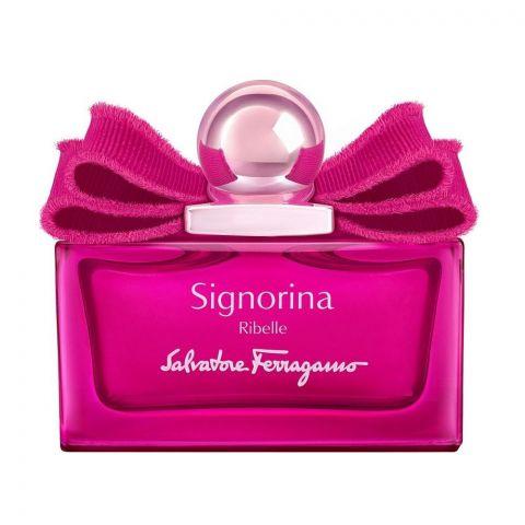 Salvatore Ferragamo Signorina Ribelle Eau De Parfum, Fragrance For Women, 100ml