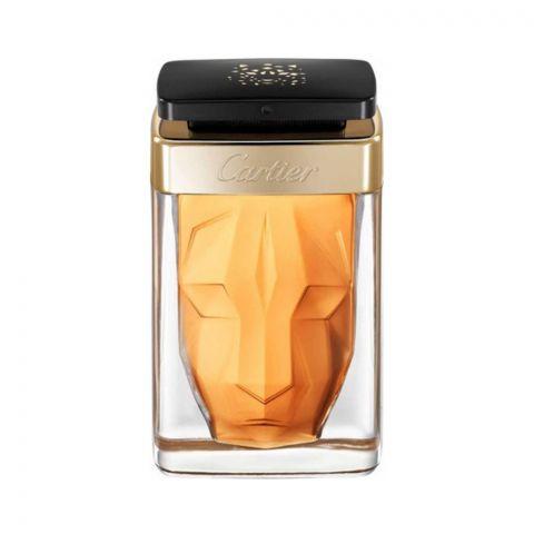 Cartier La Panthere Noir Absolu Eau De Parfum, Fragrance For Women, 75ml