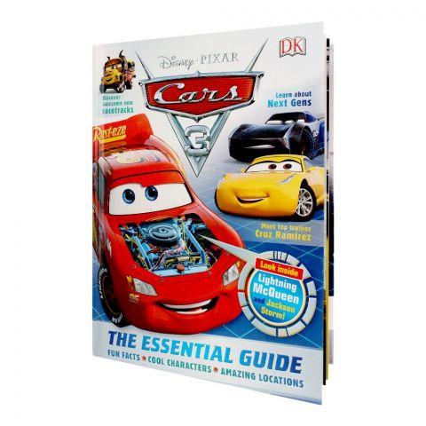 Disney Cars 3 The Essential Guide Book