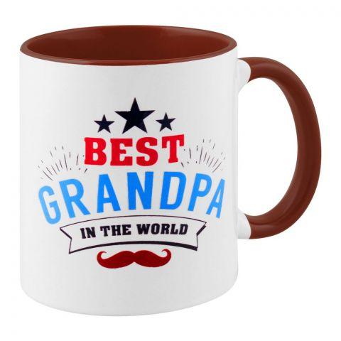 Best Grandpa In The World Gift Mug