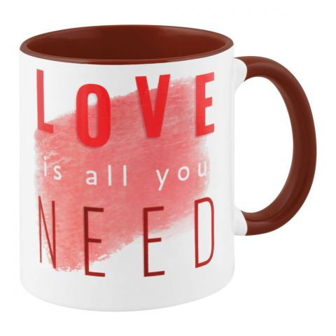 Love Is All You Need Gift Mug