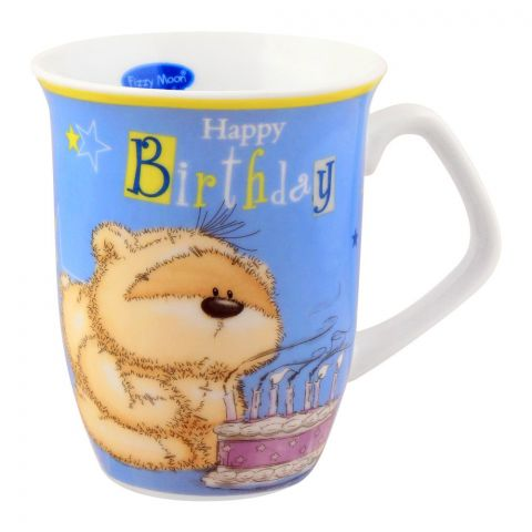 Fizzy Moon Happy Birthday Celebrate In Style Gift Mug