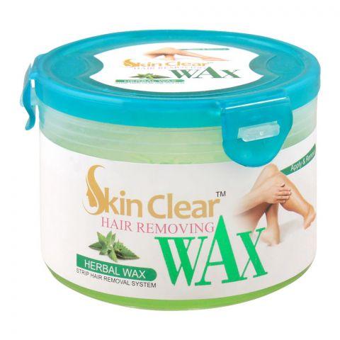 Skin Clear Herbal Hair Removing Wax, 250g