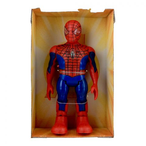 Live Long Spiderman Character Box, 2166-4-D