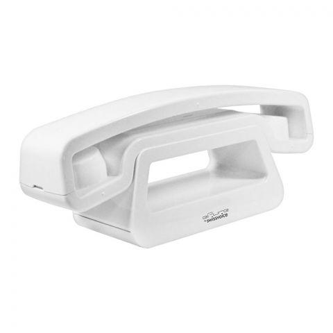 SwissVoice ePure+ 2.4Ghz Cordless Landline Telephone, Red