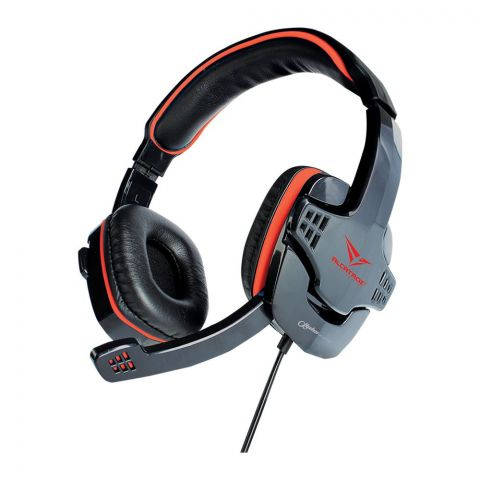 Alcatroz Alpha Stereo Gaming Headset, Black, MG370