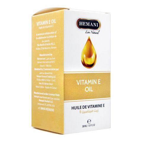 Hemani Vitamin E Oil, 30ml