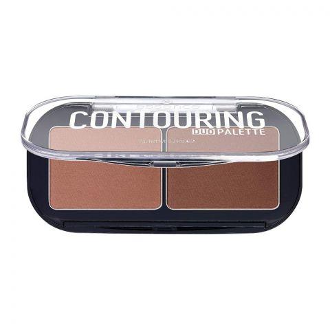 Essence Contouring Duo Palette, 20 Darker Skin