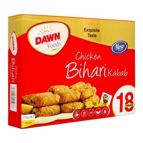 Dawn Chicken Bihari Kabab, 18 Pieces, 270g