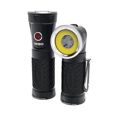 NEBO 3-In-1 Big Cryket 300 Lumen C.O.B Work Light + Spotlight