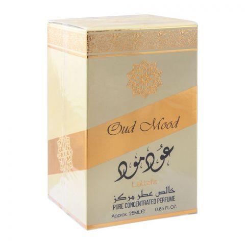 Lattafa Oud Mood, Fragrance For Men, 25ml