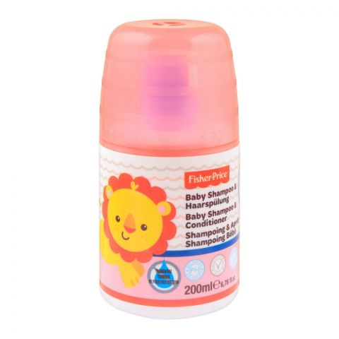 Fisher Price Baby Shampoo & Conditioner, 200ml