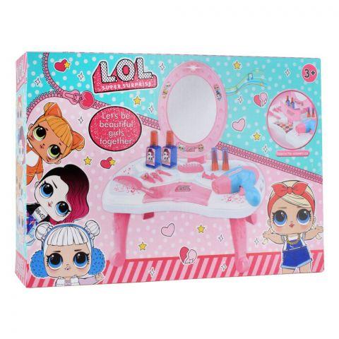 Live Long LOL Suprprise Dresser Set, 2271-2-D