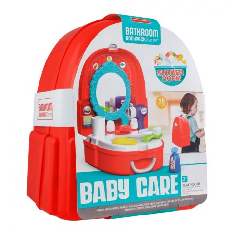 Live Long Baby Care Backpack, 7F702-D