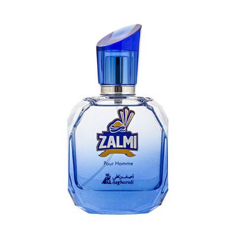 Asghar Ali Zalmi Pour Homme Eau De Parfum, Fragrance For Men, 100ml