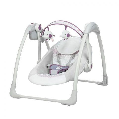 Mastela Deluxe Portable Auto Baby Swing, 6505
