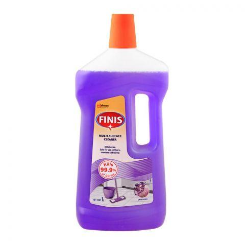 Finis Multi-Surface Cleaner, Lavender, 1 Liter