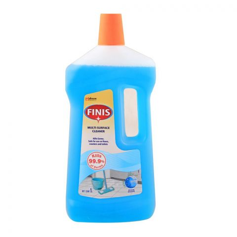 Finis Multi-Surface Cleaner, Ocean Escape, 1 Liter