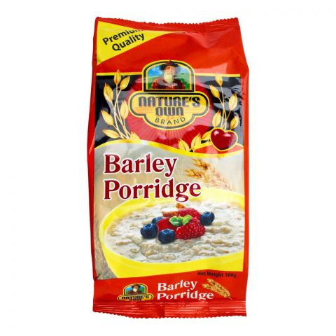 Nature's Own Barley Porridge, Pouch, 500g