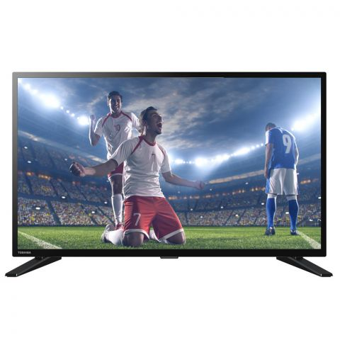 Toshiba Basic LED TV, 49 Inches, 49S2800EE