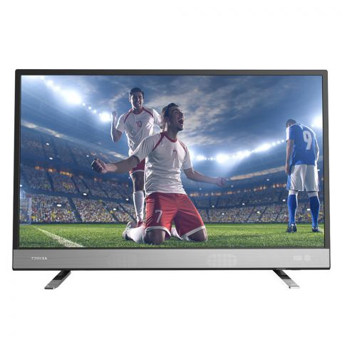 Toshiba Smart LED TV, 43 Inches, 43L5780EE