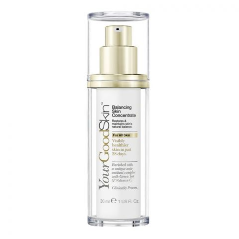 Your Good Skin Balancing Skin Concentrate, For All Skins, 30ml