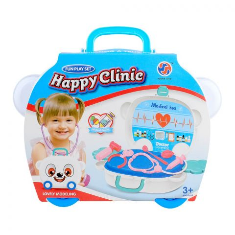 Live Long Happy Clinic Doctor Set Briefcase, 2016-71-D