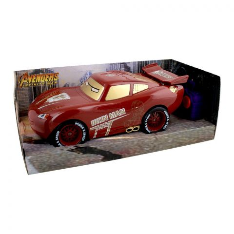 Live Long Iron Man RC Car 1:10 Scale, 2166-9-D