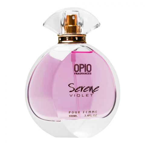 Opio Serene Violet Pour Femme Eau De Toilette, Fragrance For Women, 100ml