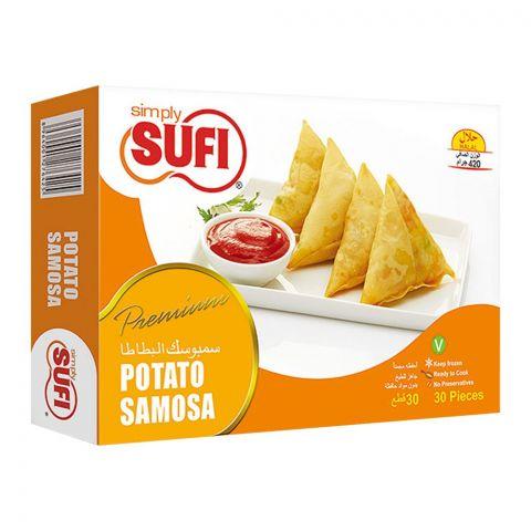 Sufi Potato Samosa, 30 Pieces, 420g