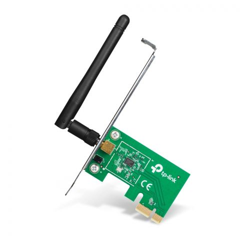 TP-LINK 150Mbps Wireless N PCI Express Adapter, TL-WN781ND